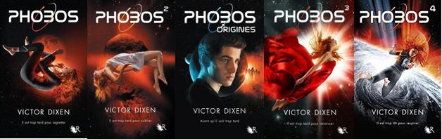 """Résultat de recherche d'images pour """"saga phobos livres"""""""